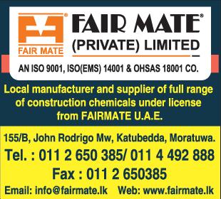 Concrete Admixtures - Fairmate (Pvt) Ltd