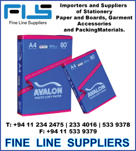 Papers & Boards - Ad 01 - fine line suppliers Paper Boards