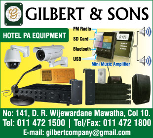 Hotel & Motel Equipment & Supplies- Gilbert & Sons