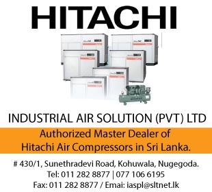 Air Compressors - Industrial Air Solutions (Pvt) Ltd