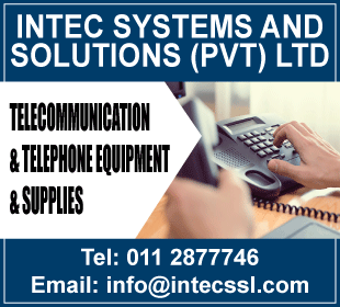 Telecommunication Equipment & Systems- Intec Systems and Solutions (Pvt) Lt