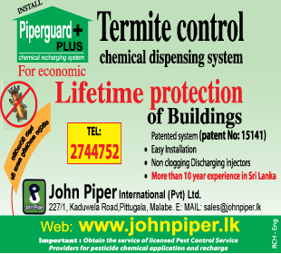 Timber - Treatment - John Piper International (PVT) LTD