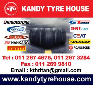 The Kandy Tyre House (Pvt) Ltd