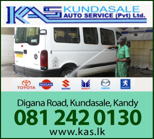 Service Stations-Kundasale Auto Services
