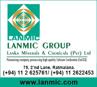 Chemicals - Lanka Minerals & Chemicals