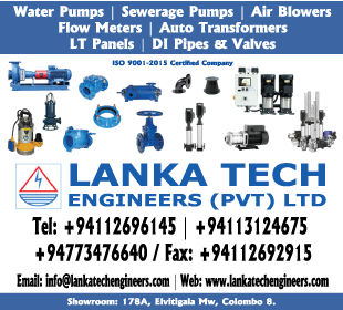 Pumps - Lanka Tech Engineers (Pvt) Ltd