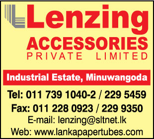 Packaging Materials - Lenzing Accessories (Pvt) Ltd
