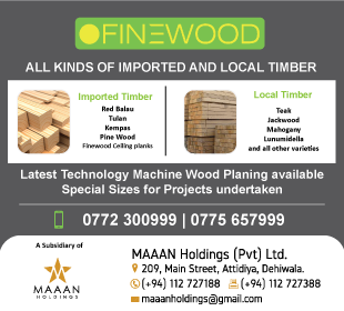 Timber - Wholesale - Maan Holding (Pvt) Ltd