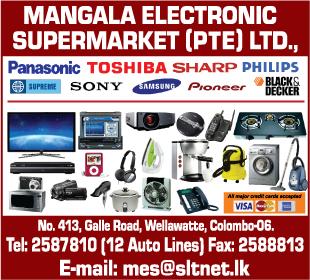 Home Appliances-Mangala Electronic Supermarket