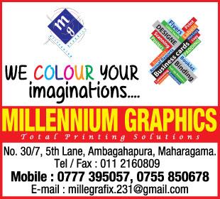 Printers - Millennium Graphics