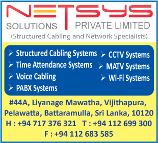 Computer Networking - Netsys Solutions (Pvt) Ltd