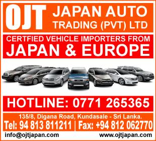 Motor Vehicle Dealers - OJT Japan Auto