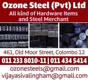 Ozone Steel (Pvt) Ltd