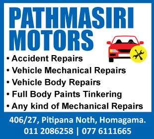 Garage - Pathmasiri Motors