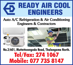 Air Conditioning Contractors - Ready Air Cool Engineers