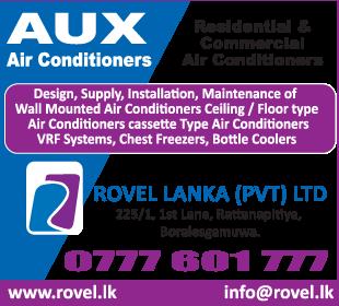 Refrigeration Equipment - Commercial & Industrial- Ad (02) - rovel lanka