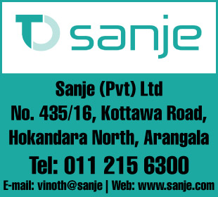 Computer Software Development & Packages - Sanje (Pvt) Ltd