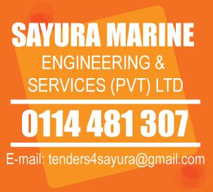 Marine Equipment and Supplies - Sayura marine Engineering and Services