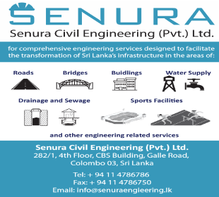 Construction Contractors - Senura Civil Engineering (Pvt) Ltd