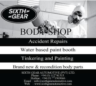 Motor Vehicle Repairing & Servicing  - sixth gear automotive