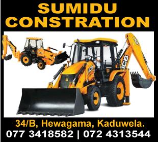 Contractors Equipment & Supplies - Sumidu Construction