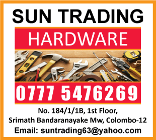 Hardware - Wholesale & Retail - Sun Trading