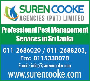 Pest Control - Suren Cooke Agencies