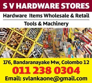 S V Hardware Stores