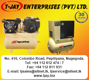Repair - T-Jay Enterprises (Pvt) Ltd