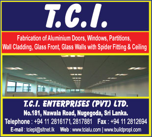 Ceilings - Ad 08 - T C I Enterprises (Pvt) Ltd