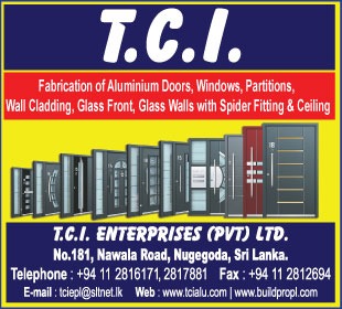 Doors - Ad 07 - T C I Enterprises (Pvt) Ltd