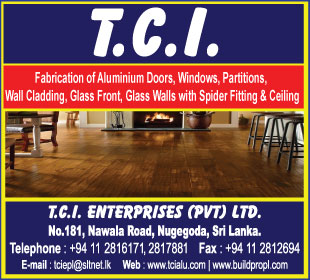 Floor - Materials & Laying - T C I Enterprises (Pvt) Ltd
