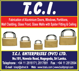 Locks - Wholesale & Manufacturers - Ad 10 - T C I Enterprises (Pvt) Ltd
