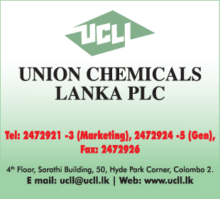 Industrial Chemicals-Union Chemicals Lanka