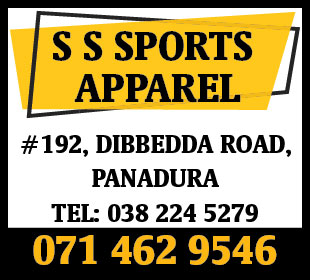 S S Sports Apparel