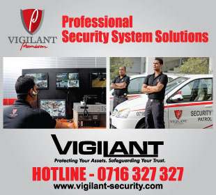 Security Control Equipment & Supplies - ad03 - vigilant security