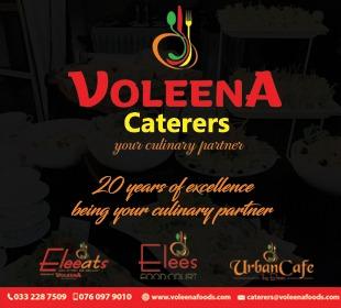 Caterers - Voleena Foods (Pvt) Ltd