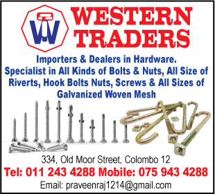 Bolts & Nuts - Western Traders