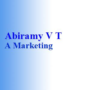 Abiramy V T A Marketing