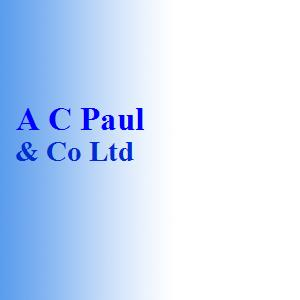 A C Paul & Co Ltd