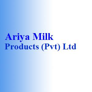 Ariya Milk Products (Pvt) Ltd