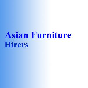 Asian Furniture Hirers
