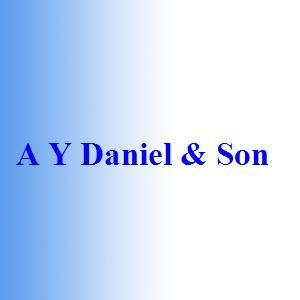 A Y Daniel & Son