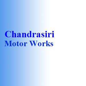 Chandrasiri Motor Works