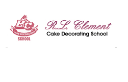 R L Clement Cake Decorating School