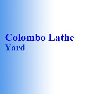 Colombo Lathe Yard