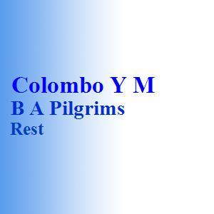 Colombo Y M B A Pilgrims Rest