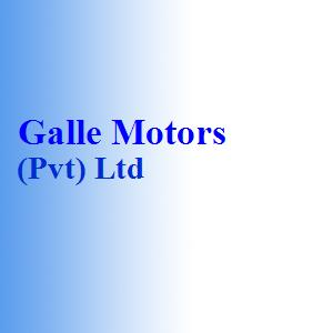 Galle Motors (Pvt) Ltd