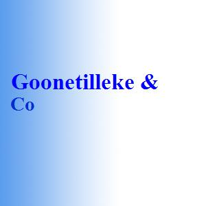Goonetilleke & Co