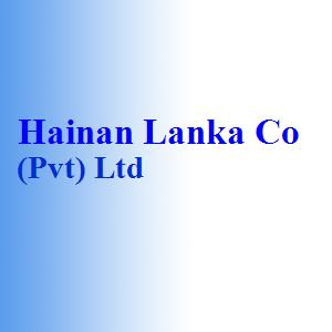 Hainan Lanka Co (Pvt) Ltd